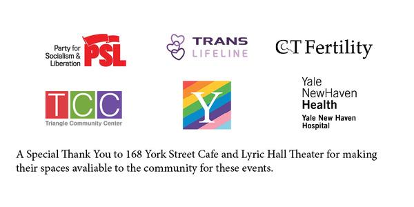 Trans Awareness Week Sponsors